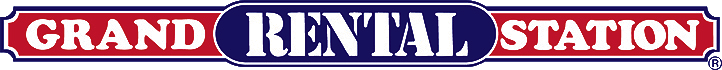 Grand Rental Station, Logo